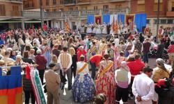 La Crida 2017 reune a todas las Falleras Mayores de Alboraya (6)
