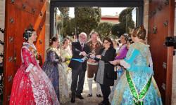 La Crida 2017 reune a todas las Falleras Mayores de Alboraya (7)