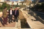 La Diputación ayudará a Los Serranos a resolver los problemas generados por el desbordamiento del Embalse de Chera.
