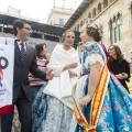 La Diputación celebrará con las 800 fallas la declaración de la fiesta como Patrimonio de la Humanidad. (Foto-Abulaila).