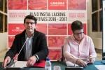 La Diputación destina 844.000 euros a la mejora de instalaciones deportivas de siete municipios de L'Horta Sud. (Foto-Abulaila).
