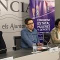 La Diputación impulsa un congreso nacional para reducir la discriminación de la mujer en el deporte. (Foto-Abulaila).