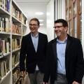 La Diputación invierte 100.000 euros para convertir las antiguas escuelas de Castelló de Rugat en centro de lectura.