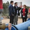 La Diputación invierte 8,4 millones en mejorar las redes de agua potable y evitar inundaciones en los municipios.