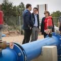 La Diputación invierte más de 250.000 euros en Alborache para garantizar el abastecimiento de agua a los vecinos.