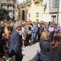 La Diputación se suma al primer paro mundial de mujeres con motivo de la celebración del 8 de marzo.