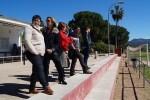 La Diputación subvenciona la mejora del campo de fútbol de Marines para que los niños no vayan a jugar a Lliria.