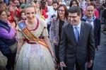 La Diputación y miles de falleras y falleros de las comarcas valencianas celebran las Fallas más universales.