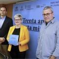 La Fundación Aguas de Valencia y el Ayuntamiento de Sueca presentan el libro 'Parc Natural de l'Albufera 30 anys, 30 mirades'.
