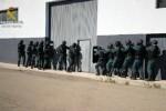 La Guardia Civil desarticula en Alicante un entramado empresarial dedicado al cultivo y tráfico de drogas.