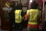 La Guardia Civil detiene en Arbúcies (Girona) a un marroquí por financiación del grupo terrorista DAESH.