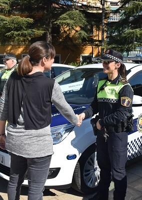 La Policía Local contará con 112 nuevos coches con la última tecnología.