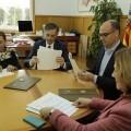 La Universidad de Alicante, Aguas Municipalizadas de Alicante y APSA crean la Cátedra 'Aguas de Alicante de Inclusión Social'.