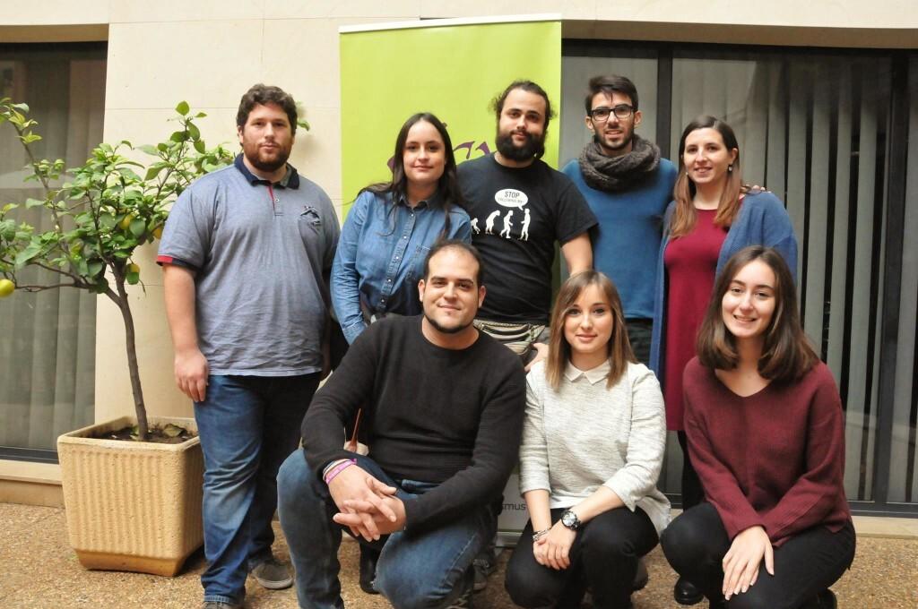 La nueva Comisión Permanente del Consell de la Joventut de la Comunitat Valenciana