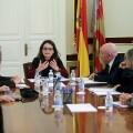 La vicepresidenta del Consell invita a las entidades del tercer sector a participar en el desarrollo del decreto del concierto social.