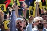 Las autoridades egipcias arrestan a 9 líderes de Hermandad Musulmana por complot contra el Gobierno.