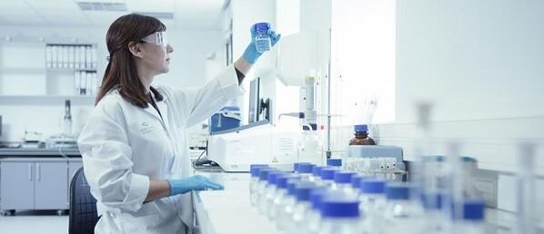 Los laboratorios son referencia a nivel nacional.