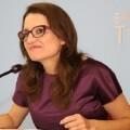 Mónica Oltra-'El Consell será cómplice del Estado en la lucha contra la violencia machista si hay compromisos firmes'.