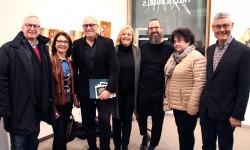 Marcelo Soto, Mª Dolores Enguix, Josep Lozano, Julia Pérez Broseta, Jarr, Cristina Perez Broseta y Pere Blanco