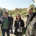"""Maria Josep Amigó-""""La Vall d'Albaida dispondrá de 2,5 millones de euros para paliar la infrafinanciación crónica del Estado"""". (Foto-Abulaila)."""
