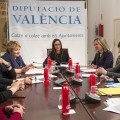 """Maria Josep Amigó """"Los nuevos centros sociales de Carcaixent, Sueca, Paterna y Llíria pondrán fin a un déficit asistencial de más de dos décadas"""". (Foto-Abulaila)."""