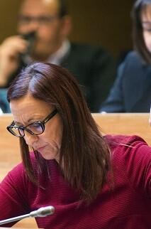 Maria Josep Amigó. (Foto-Abulaila).
