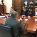 Marta Martín'El Gobierno no se puede quedar impasible ante la vulneración de derechos de los valencianos'.