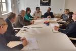 Movilidad Sostenible se ha reunido con diversos representantes del Mercado Central de València.