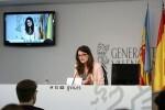 Oltra-'El objetivo de la nueva ley de Renta Valenciana de Inclusión es que las personas tengan una vida autónoma e independiente'
