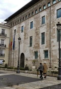 Palau dels Borja, seu de les Corts Valencianes.