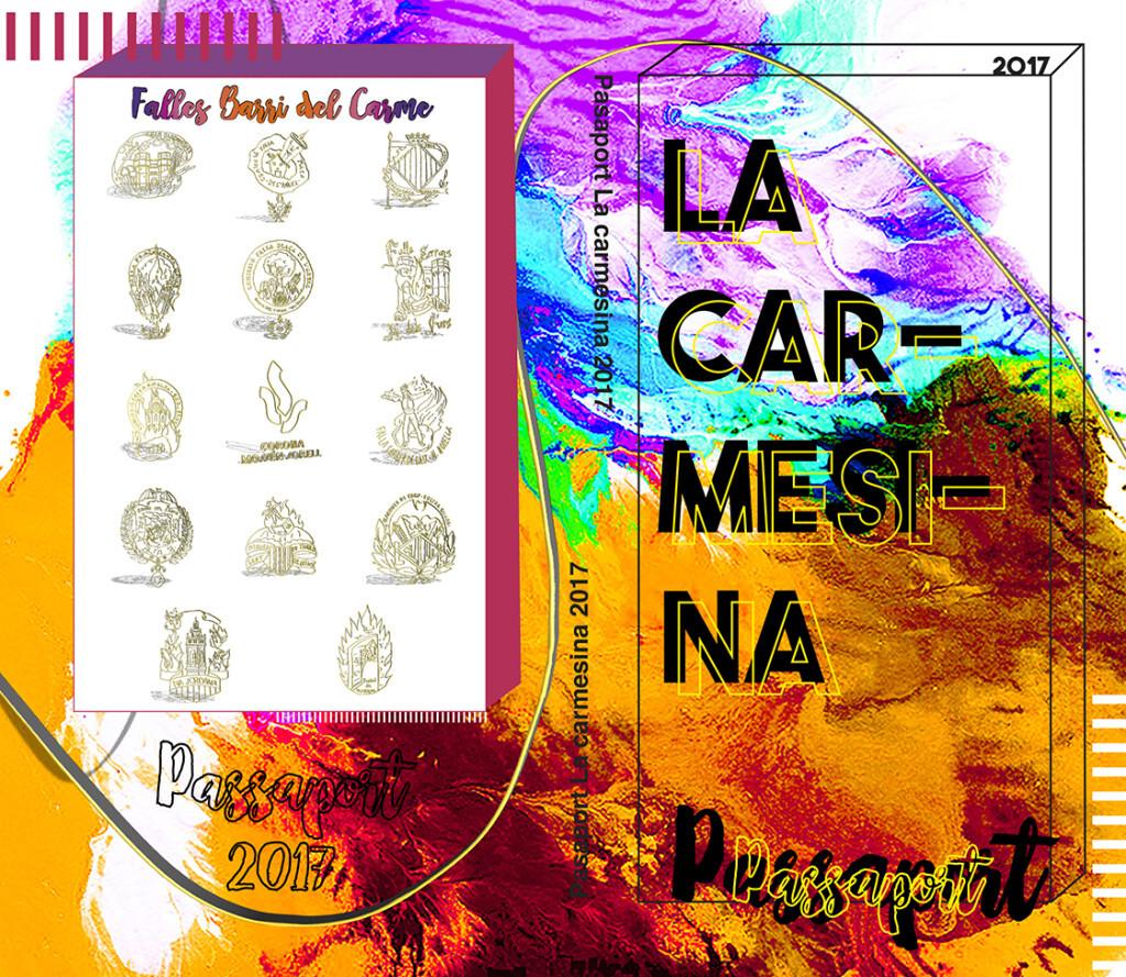 Passaport Carmesina 2017