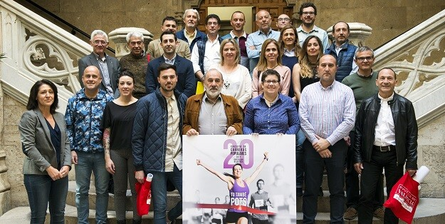 Presentación del XX circuito de Carreras Populares. (Foto-Abulaila).