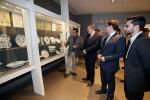 Puig apoya la recuperación de la Real Fábrica de l'Alcora para proyectar una 'nueva imagen' a través de la tradición del sector cerámico.