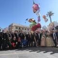 Puig destaca el potencial de las Fallas para 'proyectar la Comunitat Valenciana hacia el mundo'.