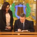 Puig reitera que la futura Ley de Estructuras Agrarias garantizará la profesionalización y la modernización del sector agroalimentario.