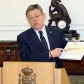 Puig traslada al Gobierno la necesidad de modificar la tasa de reposición para evitar que la Comunitat siga perdiendo empleados públicos.