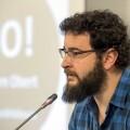 Roberto Jaramillo viaja a Colombia como representante del Ayuntamiento en la Comisión Internacional de Derechos Humanos. (Foto-Abulaila).