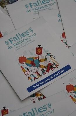 """Sandra Gómez- """"Las Fallas son un reclamo turístico que debemos aprovechar todo el año""""."""