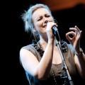 Sinne Eeg, la cantante más prominente del jazz escandinavo actúa en Valencia.