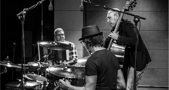 Steady Jazz Trio. (Foto-Rafa Aparisi).