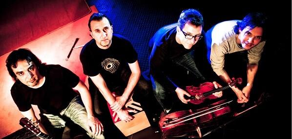 Tributo al rock internacional con el grupo valenciano Cuerdas de Acero.