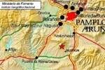 Un sismo de magnitud 4,4 sacude la comarca de Pamplona sin registrar daños personales.