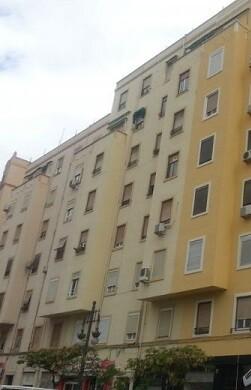 Viviendas en una zona de Valencia.