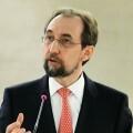 Zeid Ra´ad Al Hussein, Alto Comisionado de la ONU para los Derechos Humanos. (Foto- ONU-Pierre Albouy).