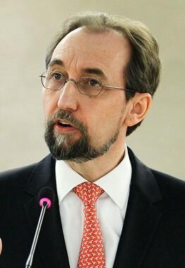 Zeid Ra´ad Al Hussein.