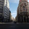 Antiguo edificio del Banco de Valencia, que ahora acoge el domicilio social de CaixaBank.