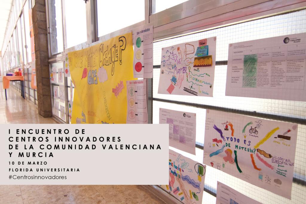 cartel I Encuentro Centros Innovadores copy
