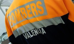 homenaje a los bomberos de Valencia en Fallas 20170319_224057 (1)