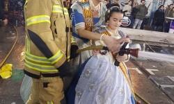 homenaje a los bomberos de Valencia en Fallas 20170319_224057 (15)
