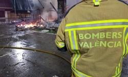 homenaje a los bomberos de Valencia en Fallas 20170319_224057 (25)